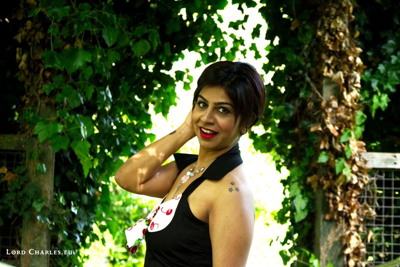 Kashnil in a Garden