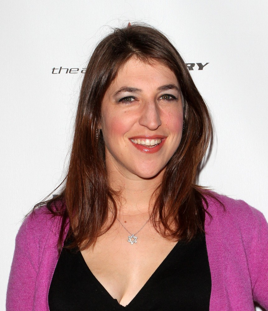 25 September 2010 - Hollywood, CA - Mayim Bialik. The 6th annual Pink Party held at Drai's W Holywood. Photo Credit: Kevan Brooks/AdMedia