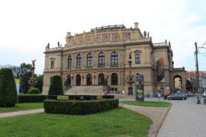 Prague Rudolfinum