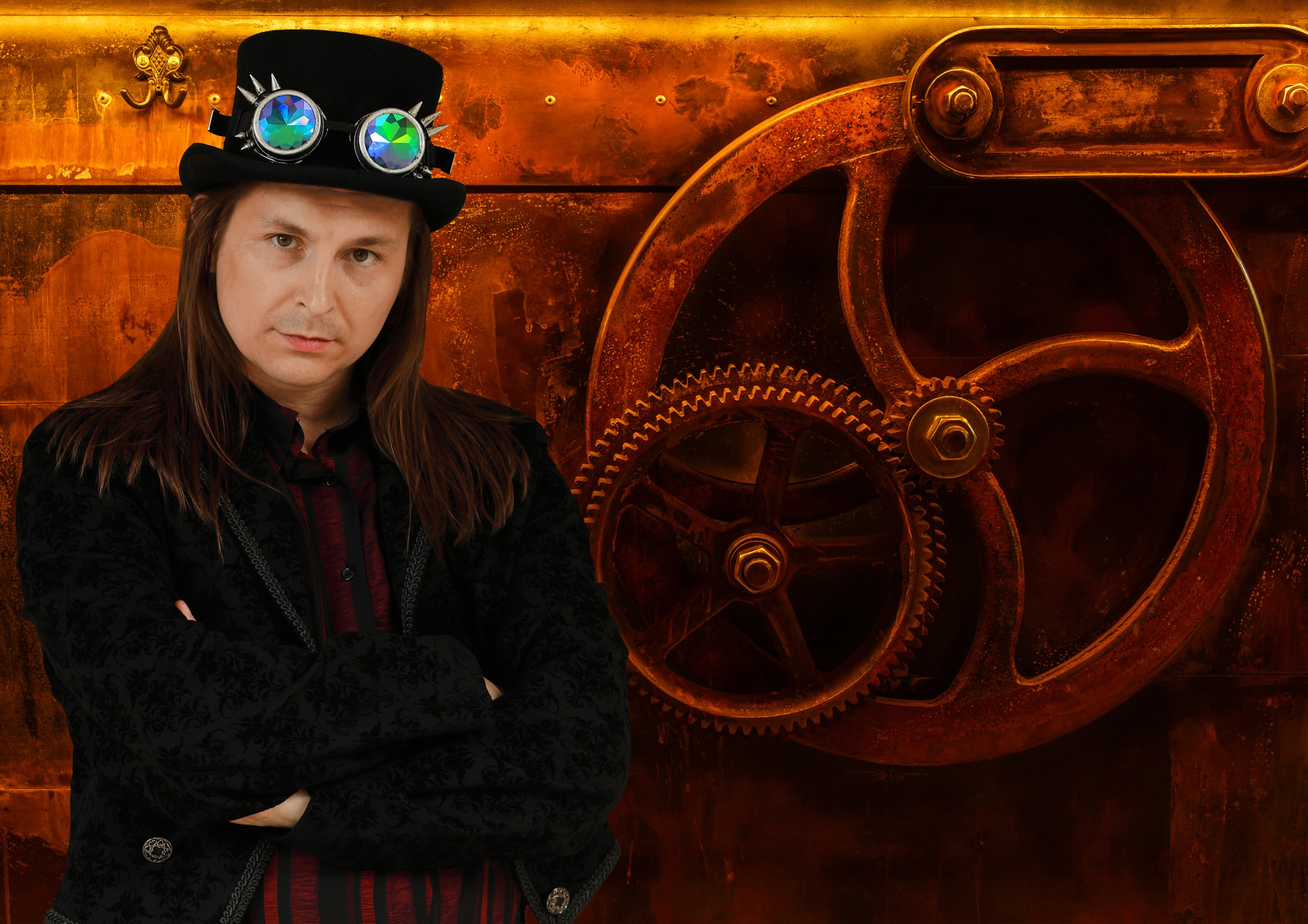 Lord Charles' New Steampunk Image