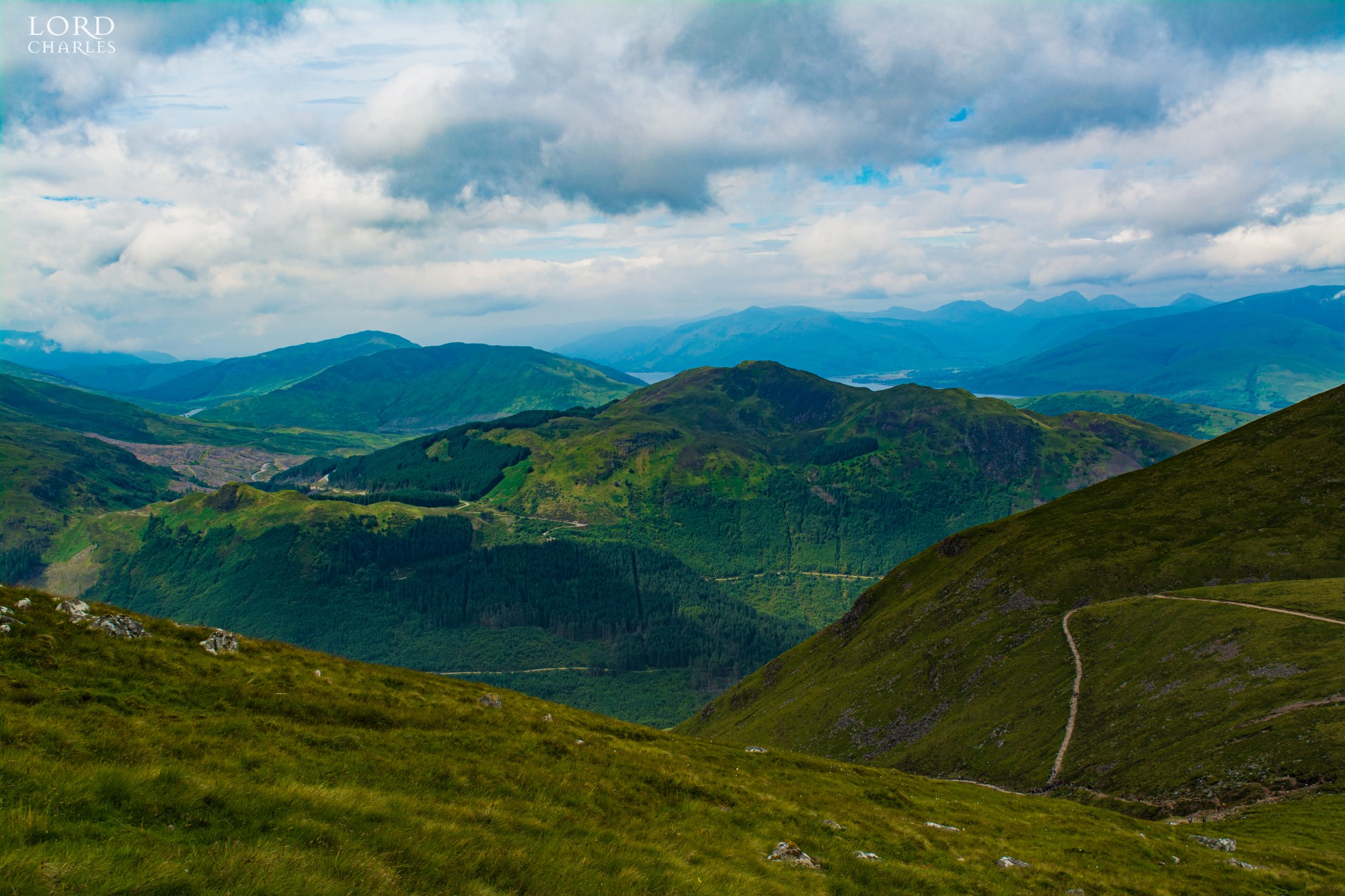 Scotland: Explore the land of Highlander by foot