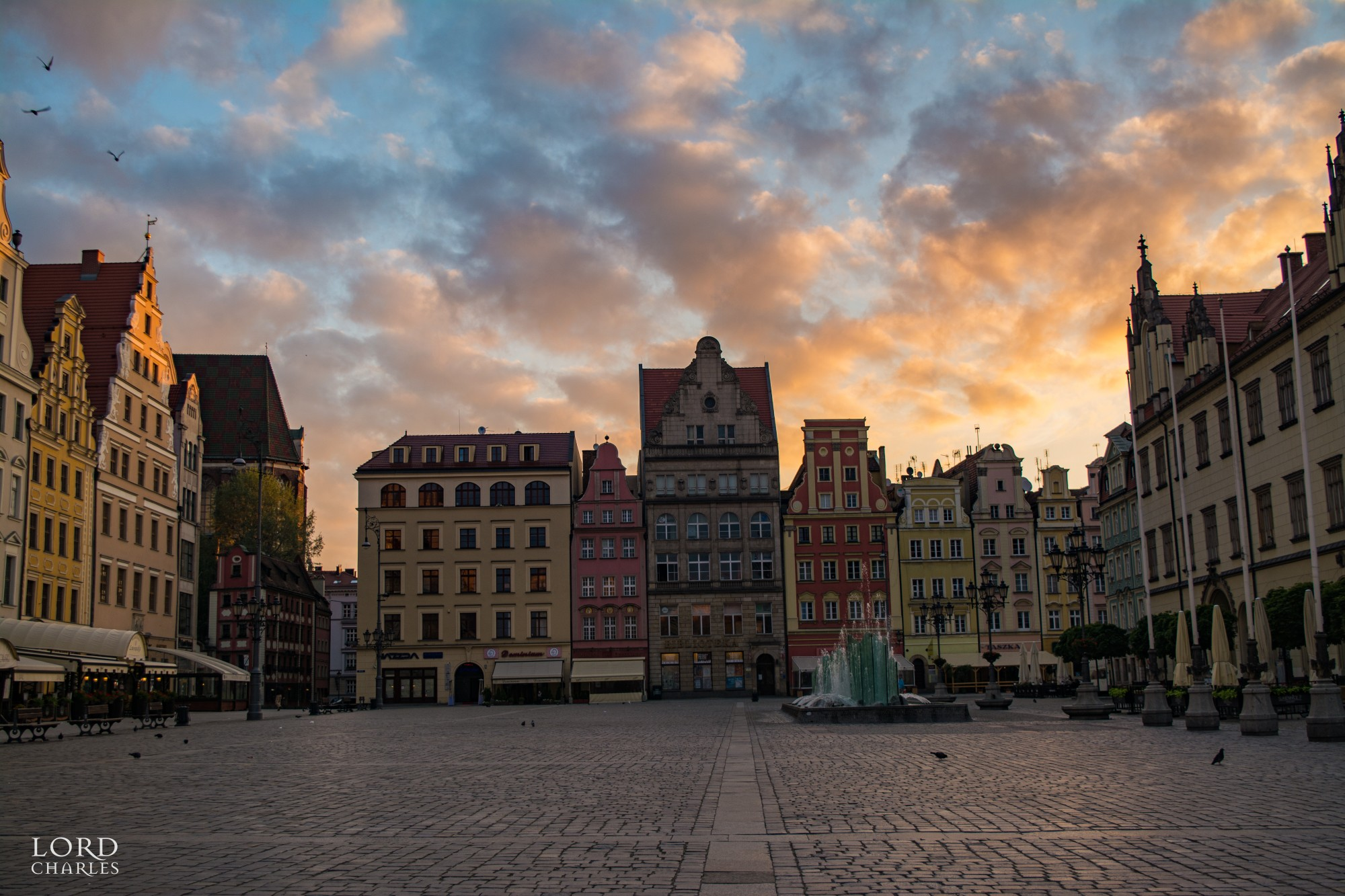 Good Morning, Wroclaw