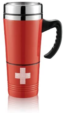 XD Design XDP265064 Coffee Mug With First Aid Design