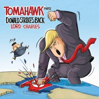 Donald Strikes Back