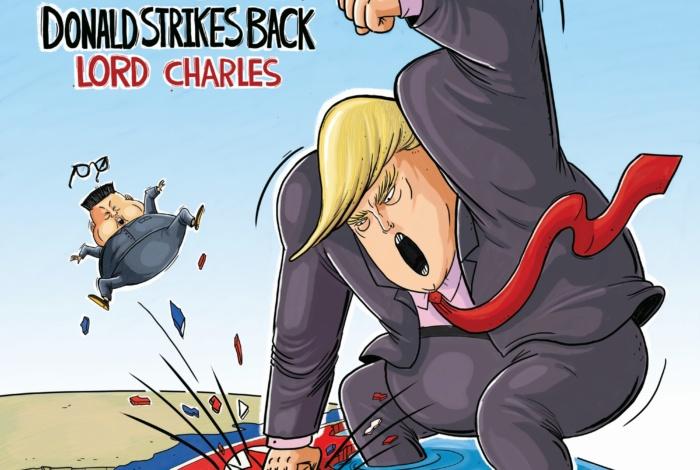 Tomahawk (part 2) – Donald Strikes Back